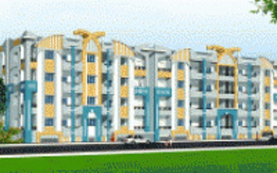 Akruthi Aishwarya Homes - Elevation Photo