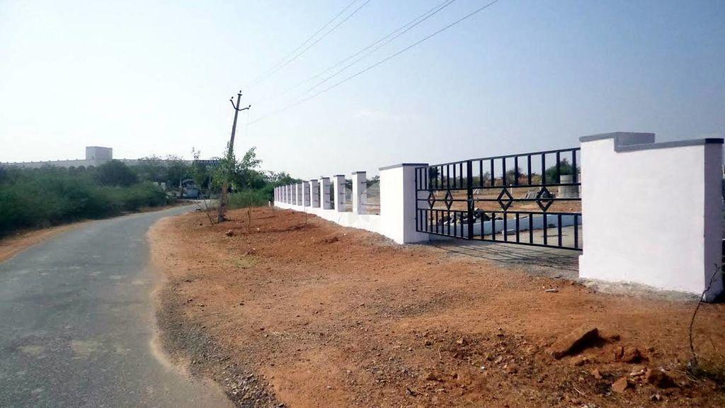 SS Srinivasa Township - Master Plan