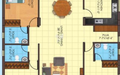 sakthi-towers-phase-ii-in-uppilipalayam-floor-plan-2d-h9c