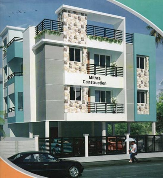 RMR Mithra Apartment - Elevation Photo
