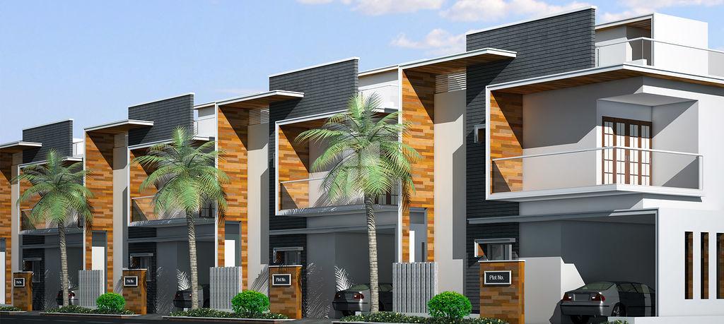 Sahiti Abode - Elevation Photo