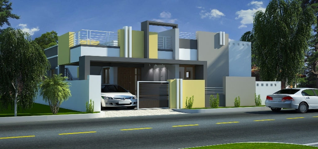Sri Balaji Newyork Nagaram - Elevation Photo