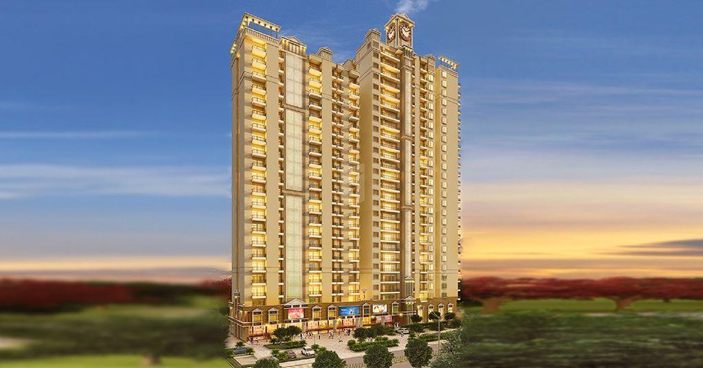 Ajnara Klock Tower - Project Images