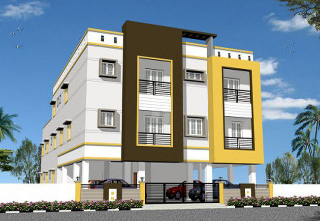 VMR Sandhya Homes - Project Images