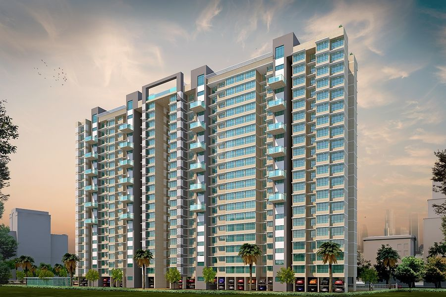 Saffron Residency - Project Images