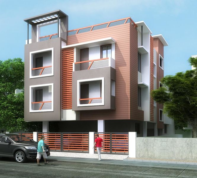 A.K.Constructions Aaji Bliss - Project Images