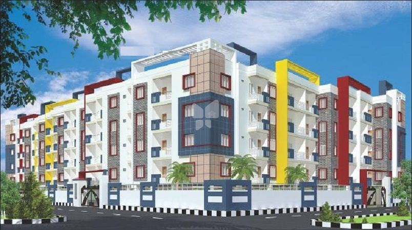 Amigo Sri Sai Royal - Elevation Photo