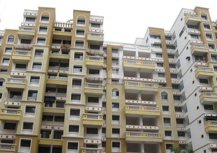 Haware Glory Apartment - Elevation Photo