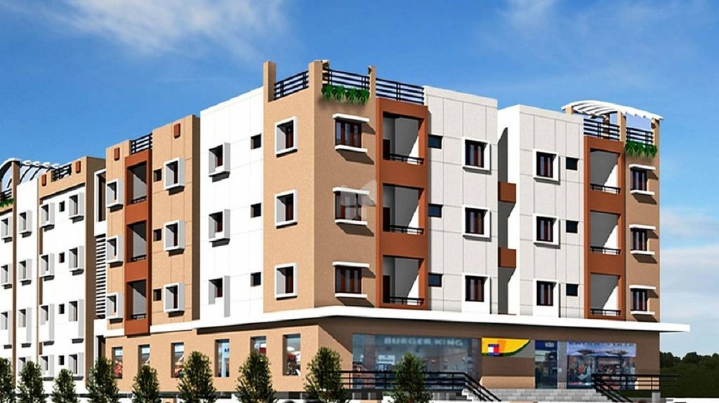 Fort View Edifice - Project Images