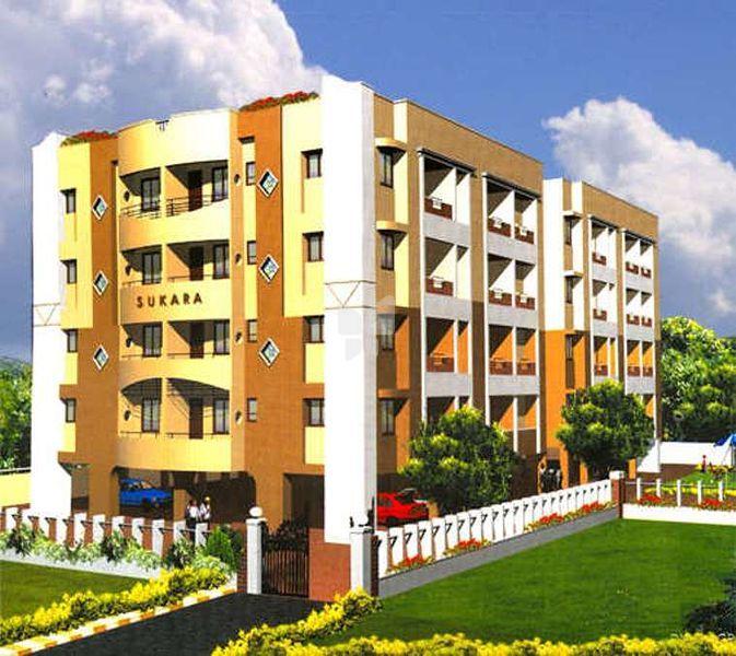 Samraj Sukara Apartment - Elevation Photo