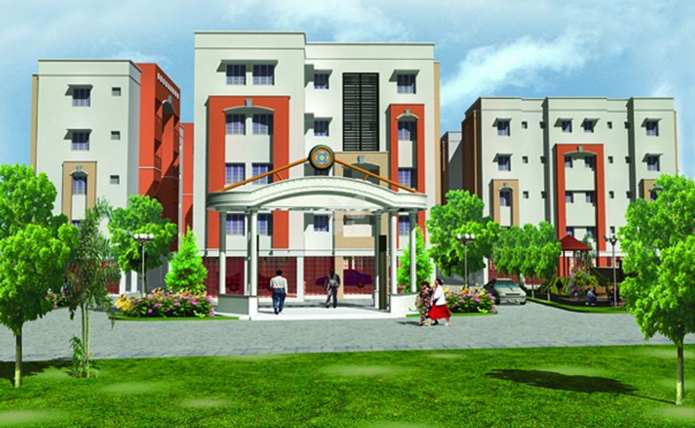 Vaita Anshi Abode - Elevation Photo