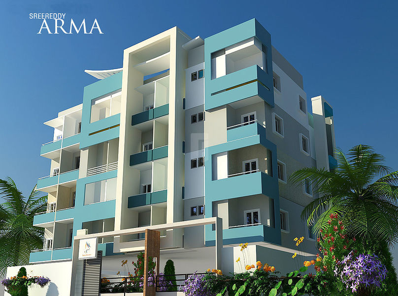 SreeReddy Arma - Elevation Photo