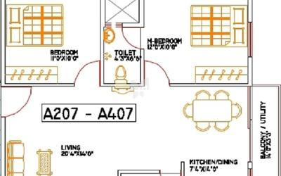 aryan-aqua-greens-in-jp-nagar-floor-plan-2d-1csr