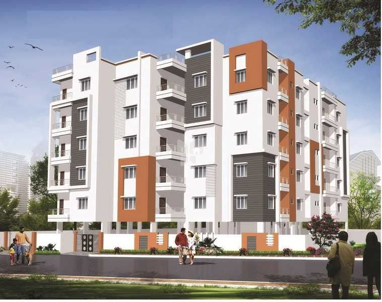 Sri Aditya Aishwarya Heritage - Elevation Photo