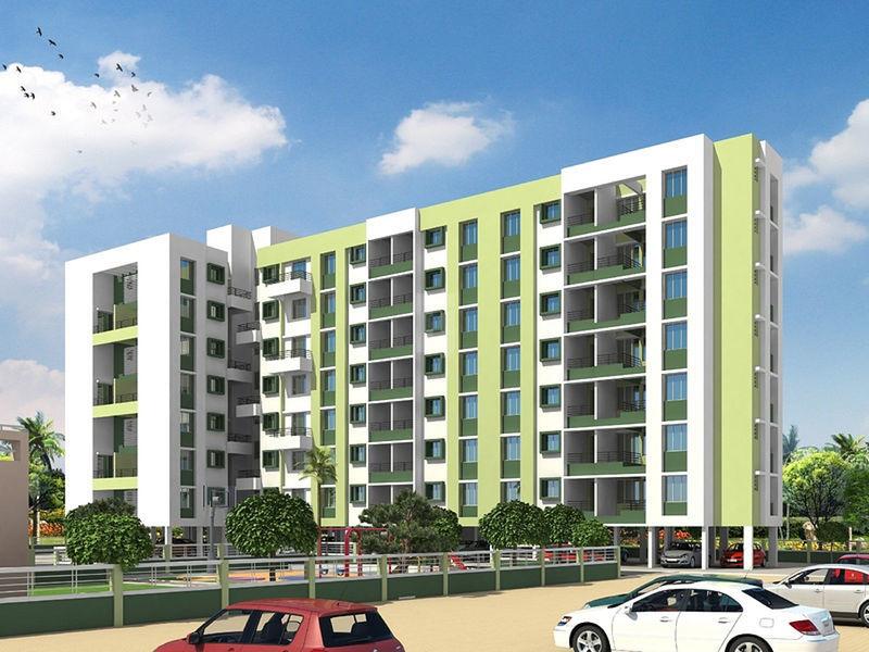Yogesh Gandharva Nagar II - Project Images