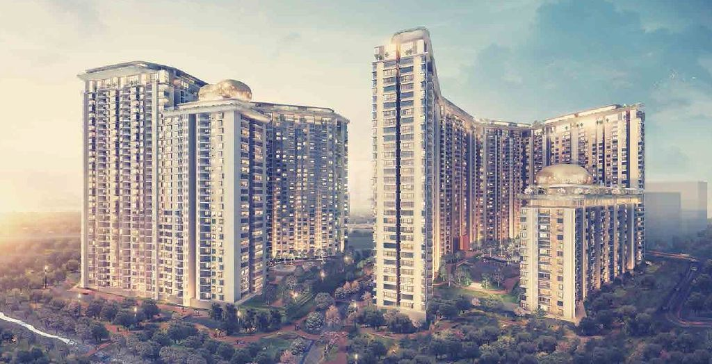 Bhartiya City Nikoo Homes II - Project Images