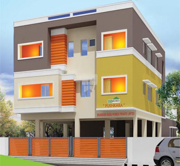 BB Homes Pushkara - Elevation Photo