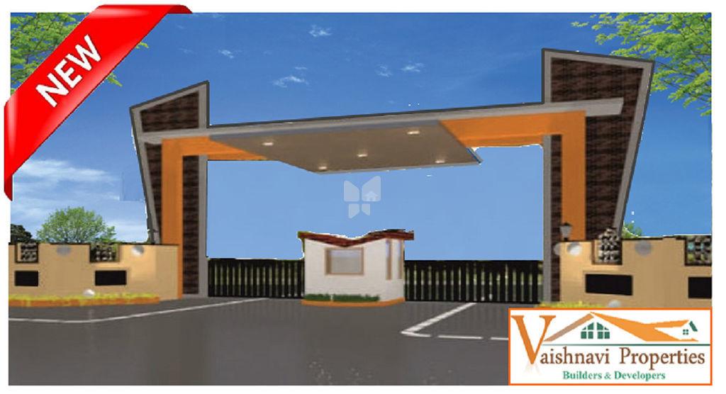 Vaishnavi Up Town - Elevation Photo
