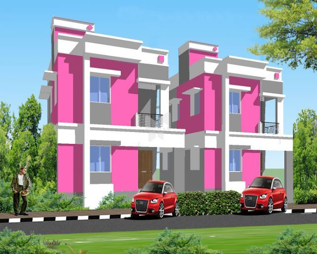 3 Bhk The Pink House In Tambaram West Chennai