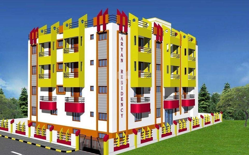 Aaryan Residency - Elevation Photo