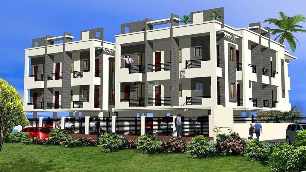 Tirupatiyar Vizhuthugal Flats - Project Images