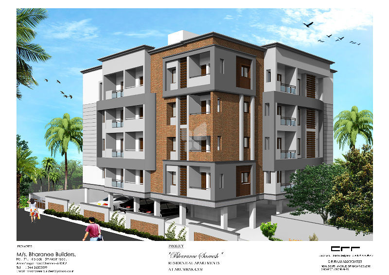 Bharanee Sarvesh - Project Images