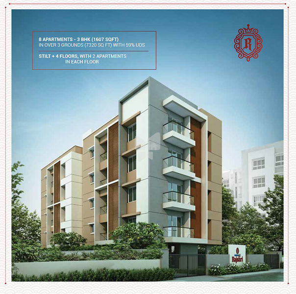 Radiance Rajshri - Elevation Photo