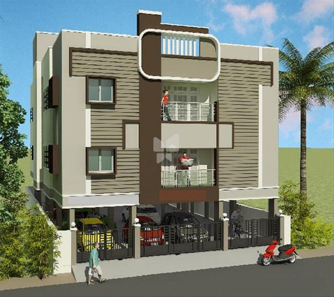 SS Sudha Enclave - Project Images