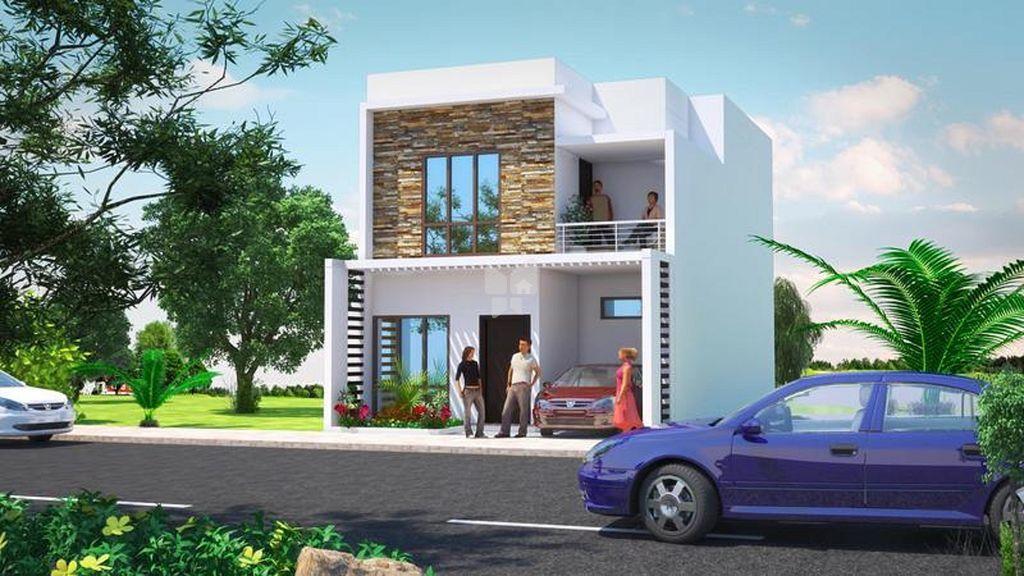 CK Adiithya - Elevation Photo