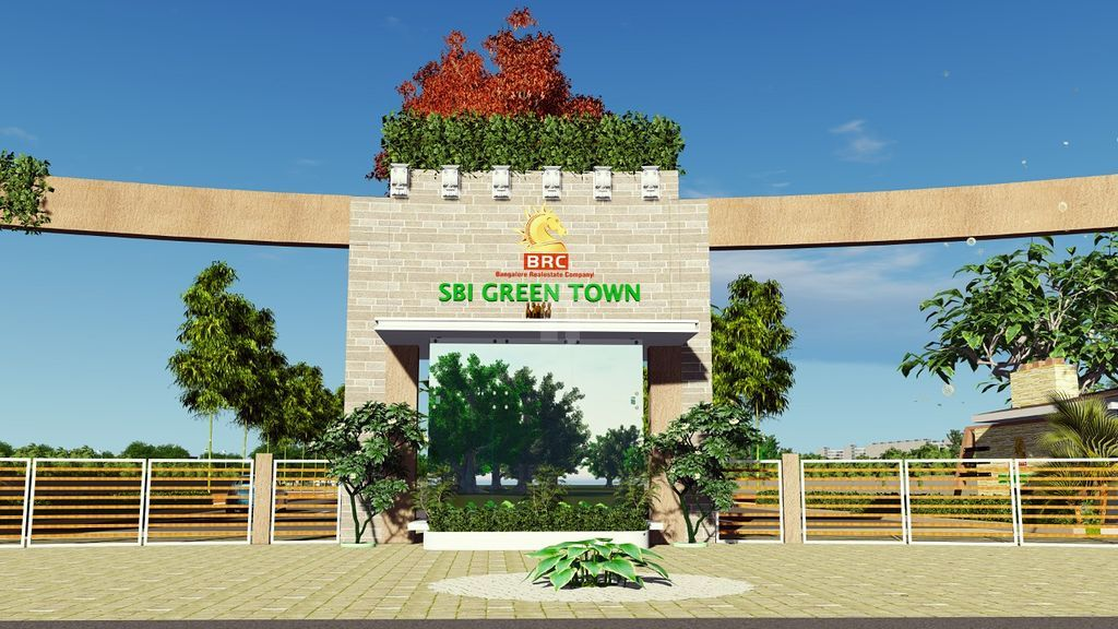 SBI - Green Town - Project Images