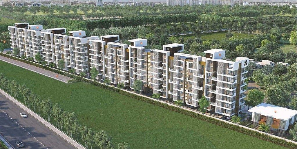 Raviraj Aureate - Elevation Photo