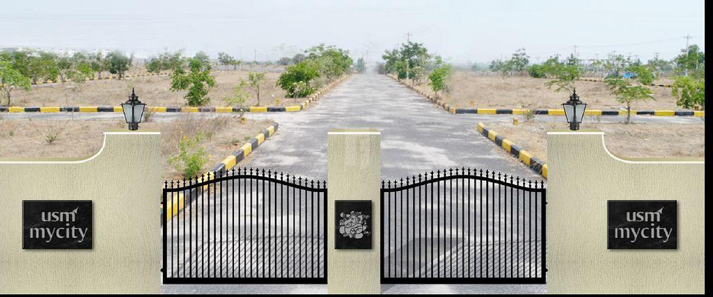 USM MyCity @ Shadnagar - Project Images