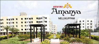 Asvini Amanya - Elevation Photo