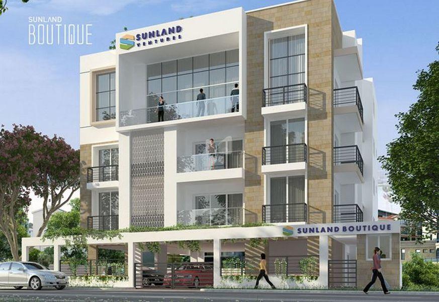 Sunland Boutique - Elevation Photo
