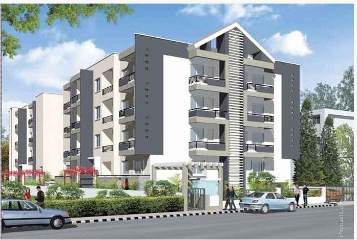 Adithya Brindha Residency - Elevation Photo