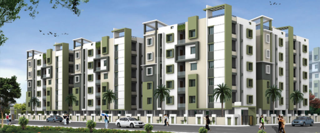 Green City Homes - Elevation Photo