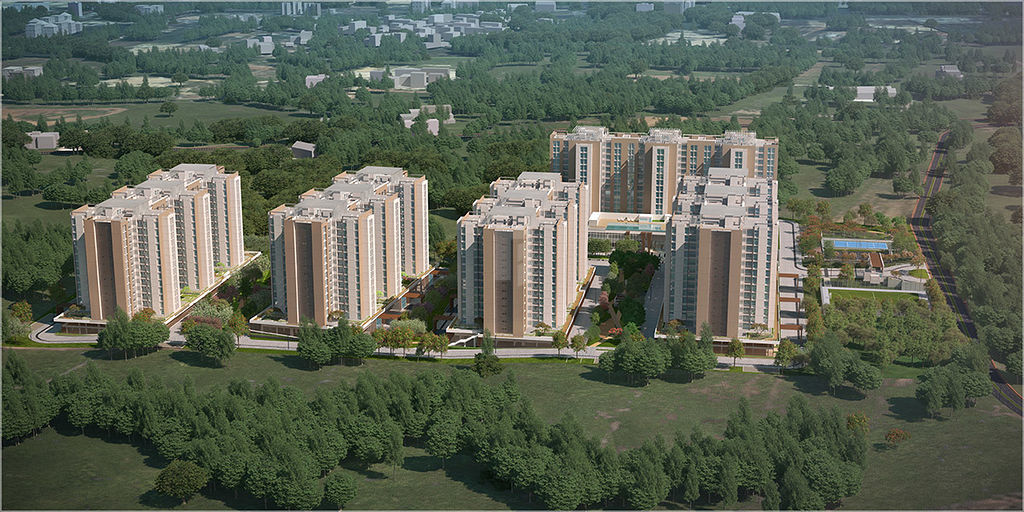 Assetz 63 Degree East - Project Images
