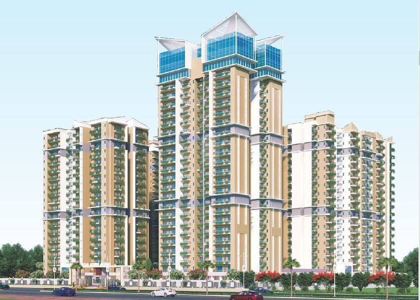 Nitya Grand Avenue - Project Images