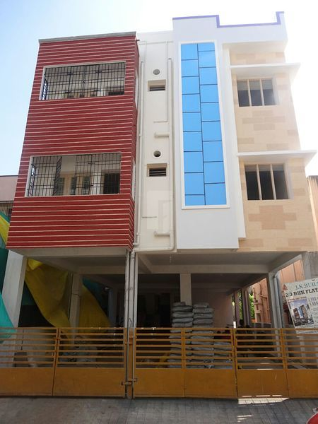 J.K. Builders Sri Krishna - Project Images