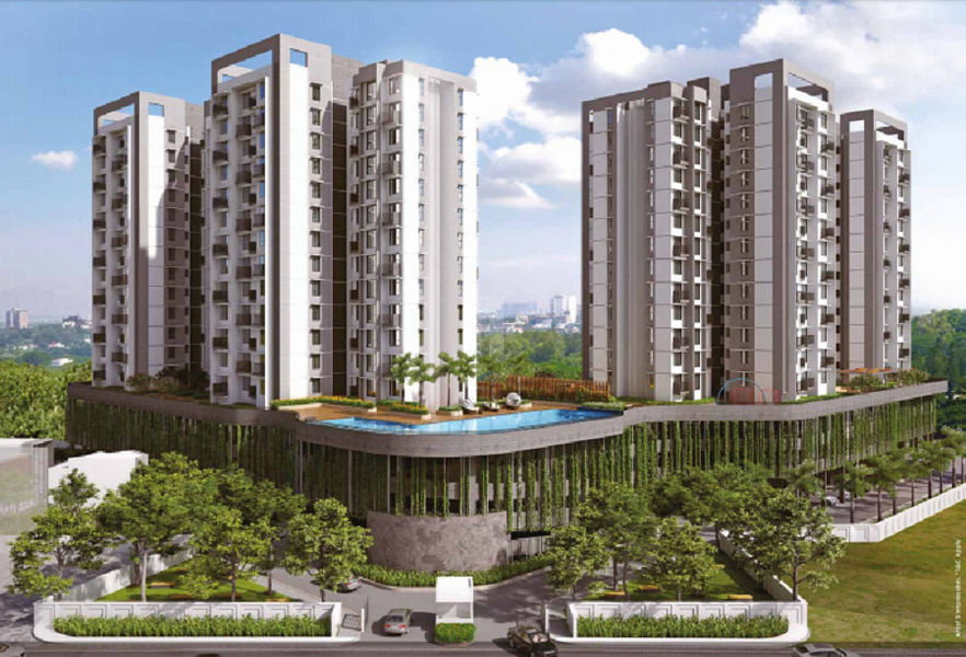 Mahindra Centralis - Project Images