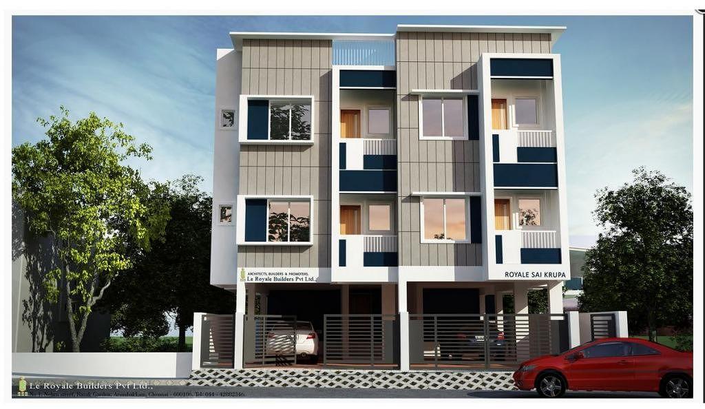 Royale Sai Krupa - Project Images