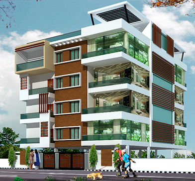 Puja Central - Elevation Photo