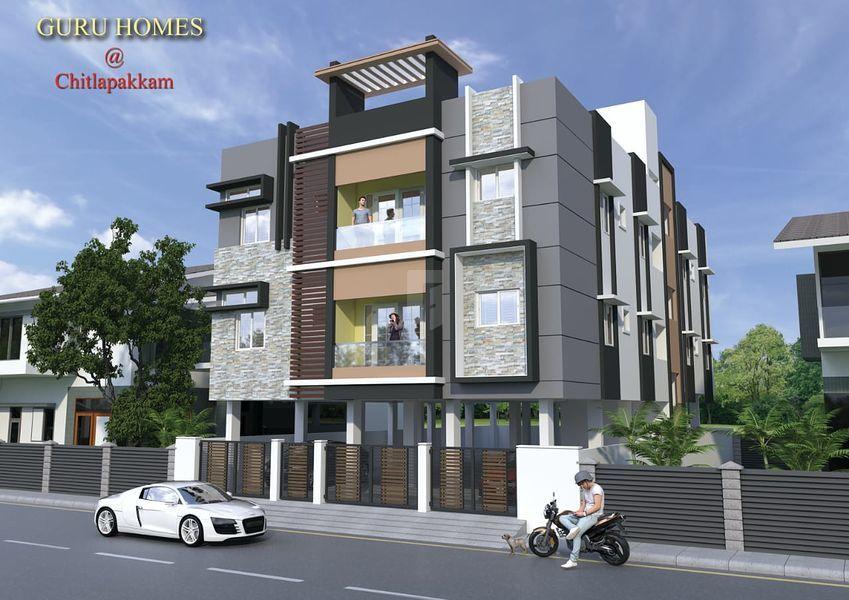 Guru Ramamurthy Apartments - Project Images