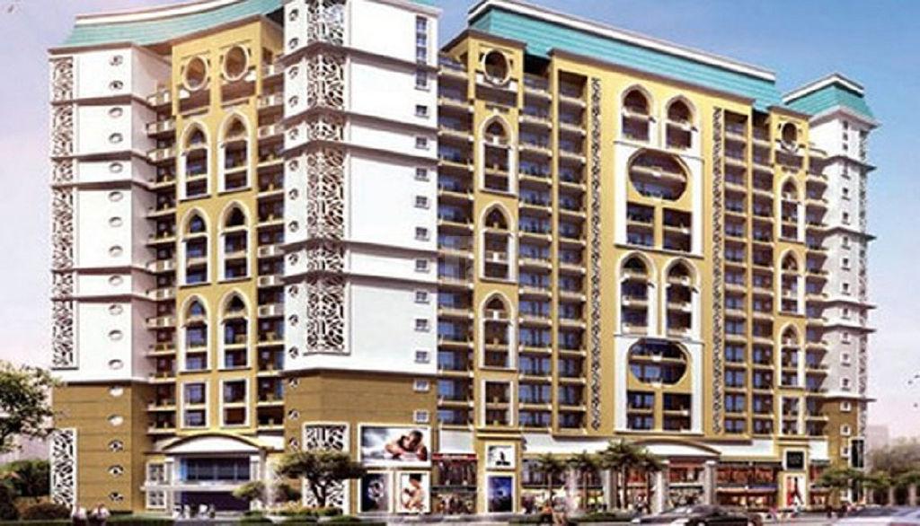 SK GrandPrix Apartments - Elevation Photo