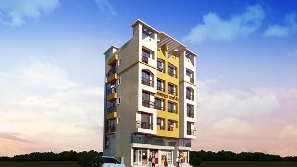 Ashapura Apartment - Project Images