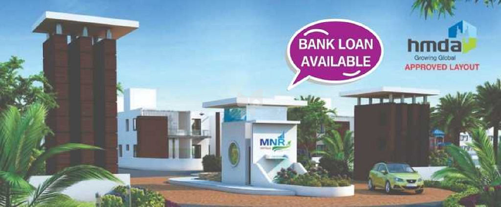 MNR Villas Phase III - Project Images