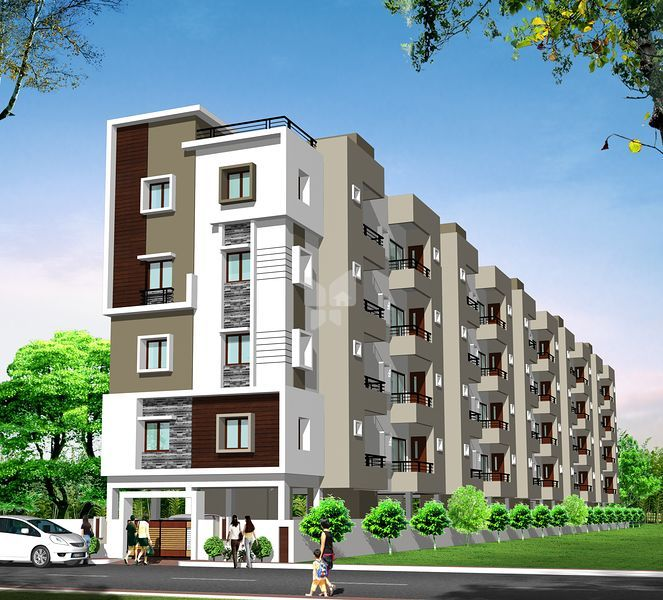 Balaji Residency - Elevation Photo