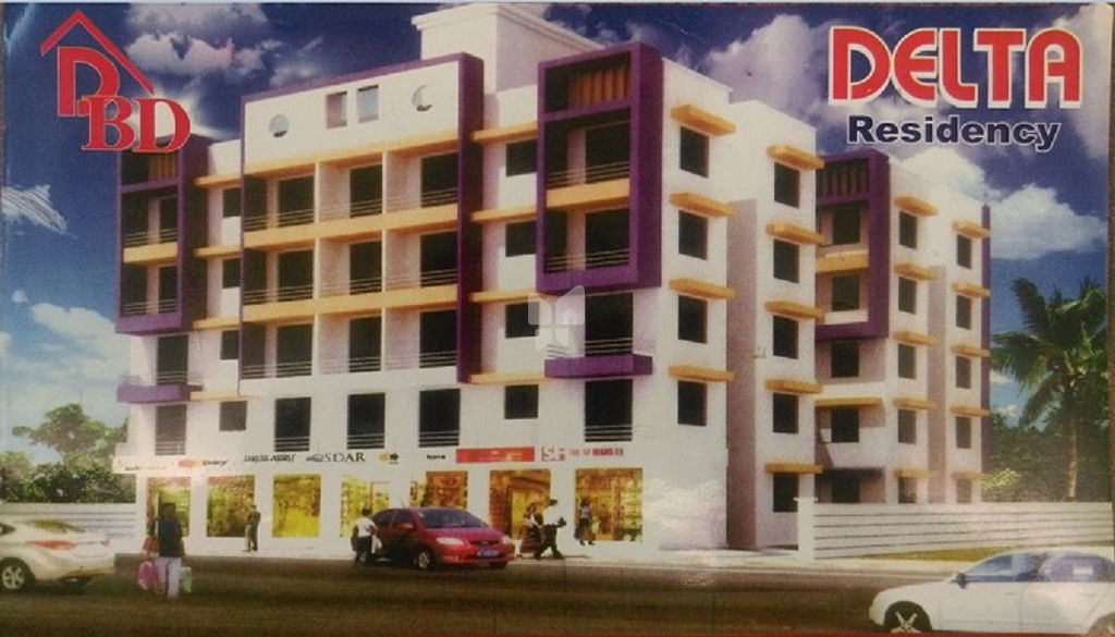 Delta Residency - Elevation Photo
