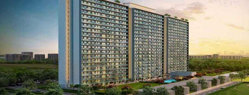 Godrej Suites - Elevation Photo