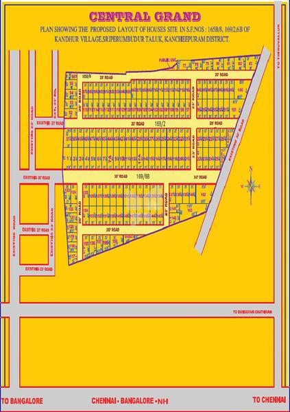 Central Grand - Master Plan
